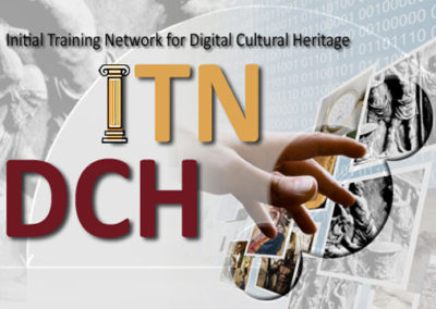 INITIAL TRAINING NETWORK FOR DIGITAL CULTURAL HERITAGE
